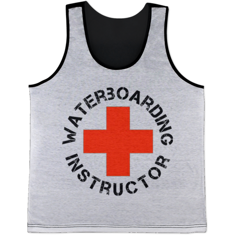 WB Instructor Tank Top