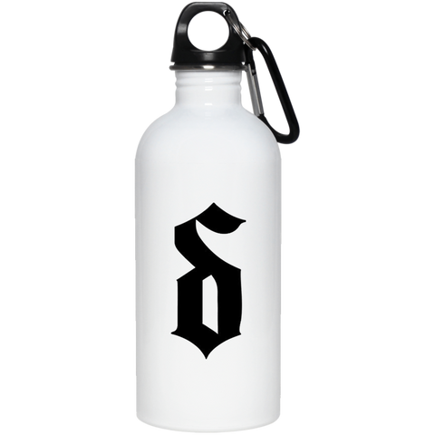 SD S 20 oz. Stainless Steel Water Bottle