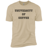 University of Coffee Premium Short Sleeve T-Shirt