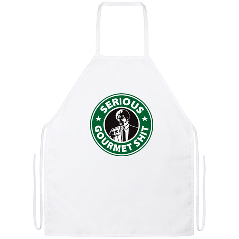 Barry's Spartan BBQ & Grilling Apron