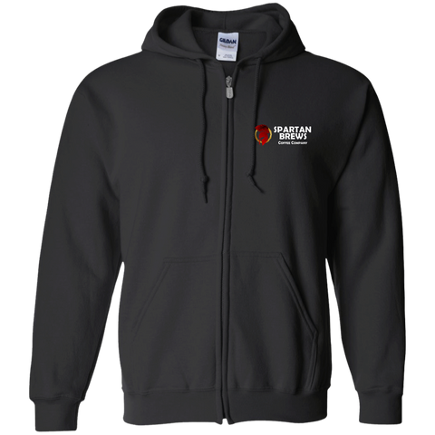 SBCC Zip Up Hooded Sweatshirt