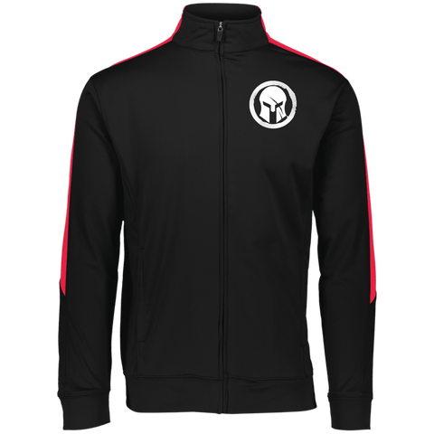 Spartan Performance Colorblock Full Zip