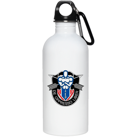 TravisAlpha 2 Stainless Steel Water Bottle