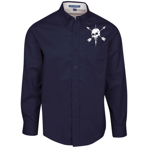 Spartan ODA Men's LS Dress Shirt