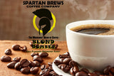 Blond Bomber Light Breakfast Roast Whole-Bean Coffee 12oz