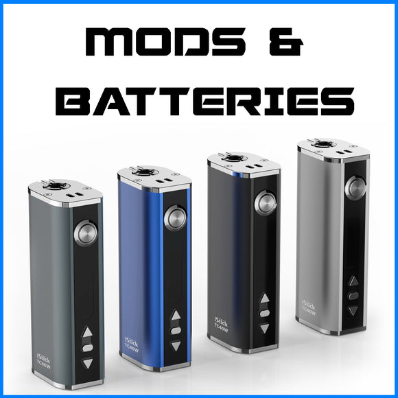 Mods Batteries