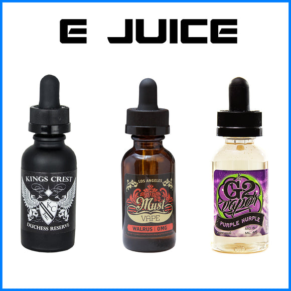 Ejuice / Vape Juice
