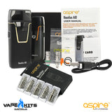 Aspire Nautilus AOI Vape Kit, Sunshine Coast QLD, Vape Kits Australia