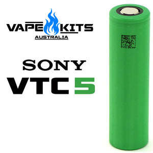 Sony VTC5 2600mAh 18650 Battery, vape kits australia, sunshine coast qld