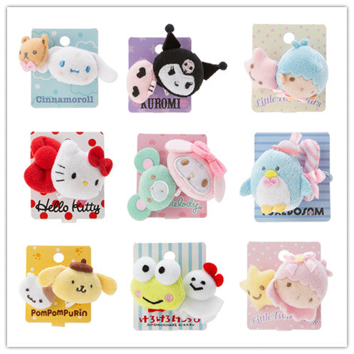 Sanrio Hair Ponytail Plush