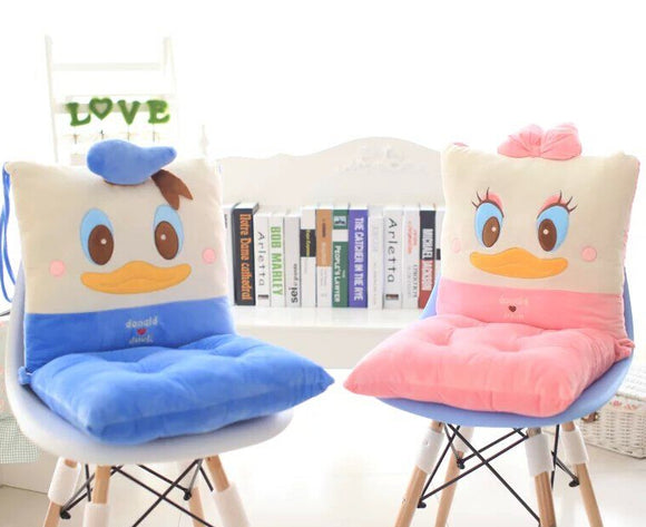 Cartoon Plush Pillow Chair -