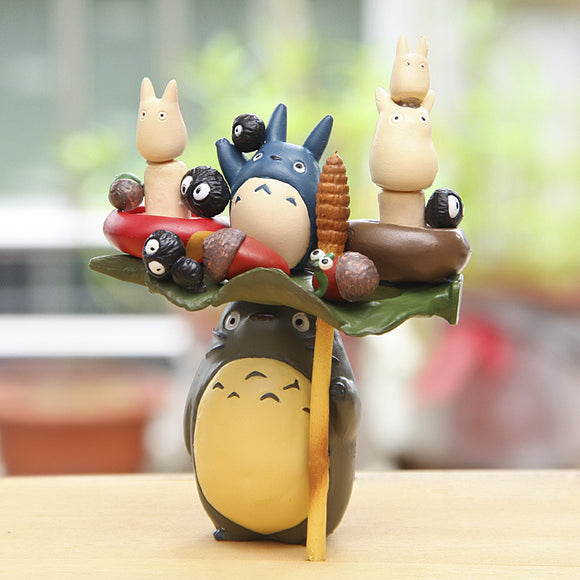 Totoro Figurine (Stacking)