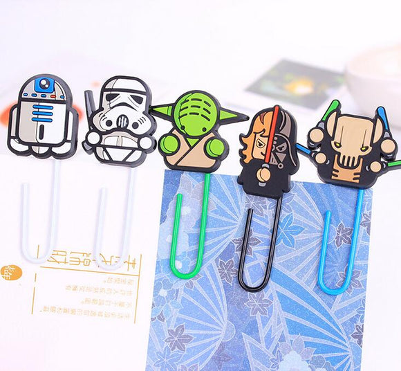 Star Wars Paper Clip Holder