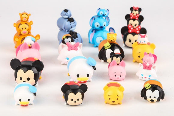 Tsum Tsum Mini Figurine (Stacking)