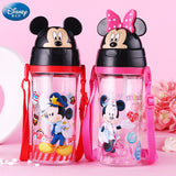 Mickey Minnie Mouse Water Bottle -