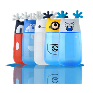 Cartoon Water Bottle (Hands Feet) -