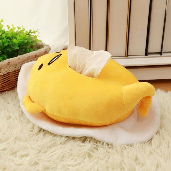 Gudetama Tissue Box Cover -