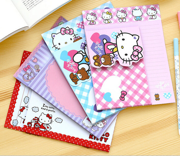 Hello Kitty Kraft Letter Paper with Envelope
