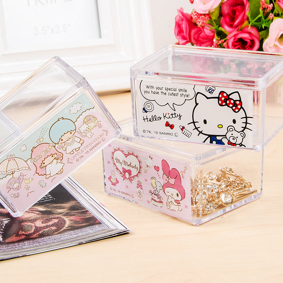 Sanrio Stackable Storage Box