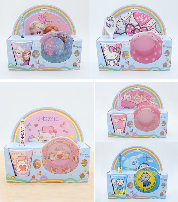 Sanrio Tableware Set
