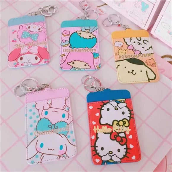 Sanrio ID Card Holder