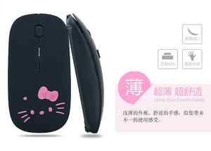 Hello Kitty Wireless Mouse -