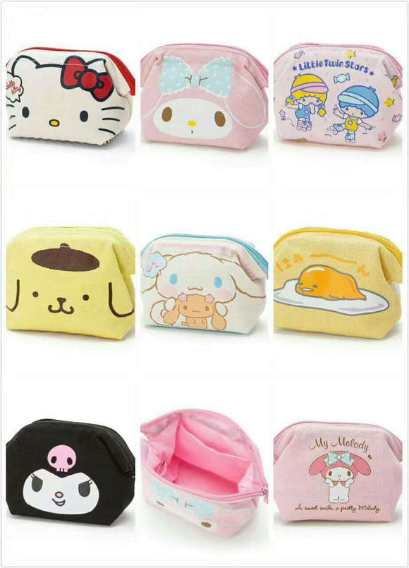 Sanrio Cosmetic Bag