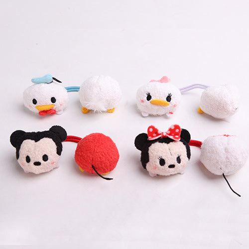 Tsum Tsum Plush Hair Ponytail