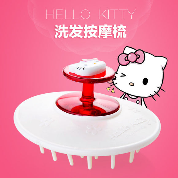 Hello Kitty Massage Comb Hair -