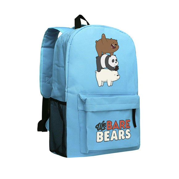We Bare Bears Backpack