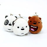 We Bare Bears Grizzly Coin Pouch
