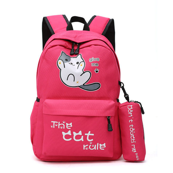 Neko Atsume Backpack
