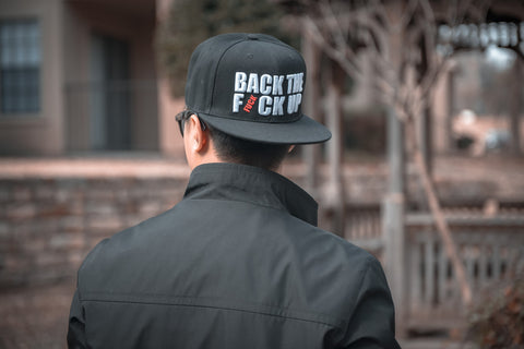 SNAPBACK - BACK THE FUCK UP