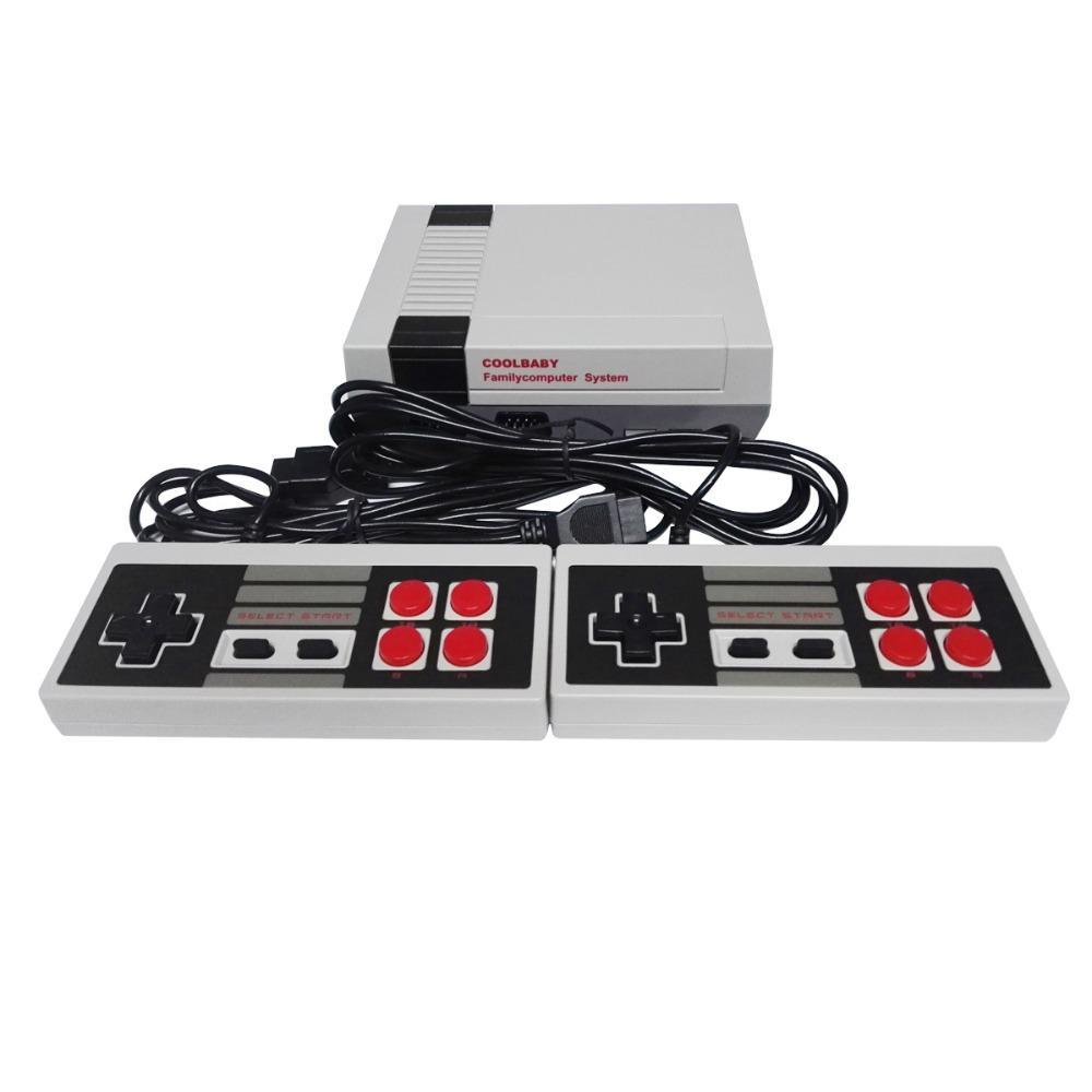 Retro HD Video Game Console (600 Games Included)
