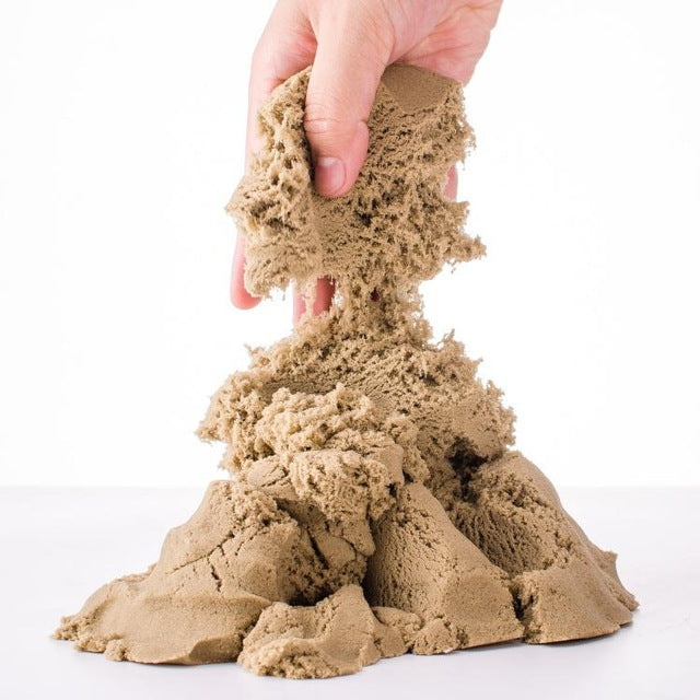 Incredible Kinetic Sand, 98% Sand 2% Magic (500g Bags in 5 Colors)