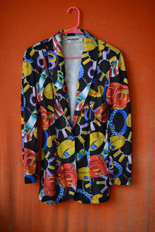Funky jacket from 80'