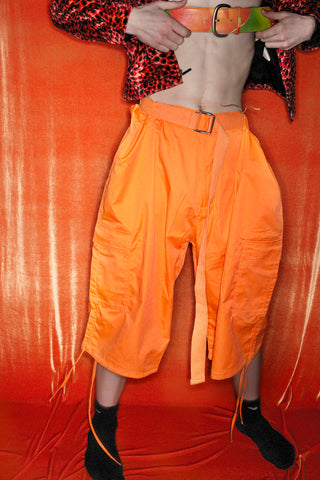 OVERSIZED ORANGE PANTS