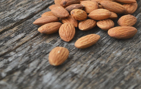 Almonds, a healthy fat that boosts better sleep