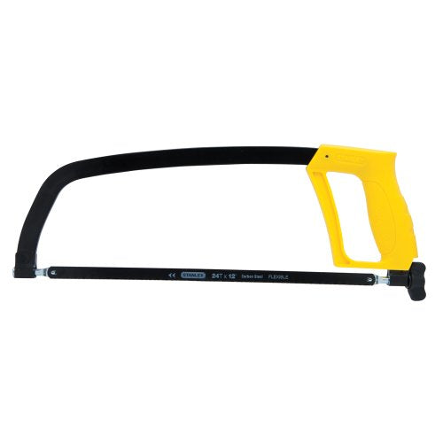 Stanley Solid Frame High Tension Hacksaw (12in / 305mm)