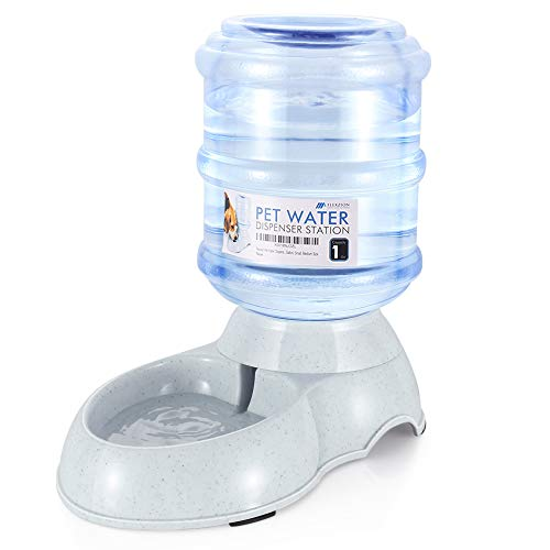 Flexzion Pet Water Dispenser Station