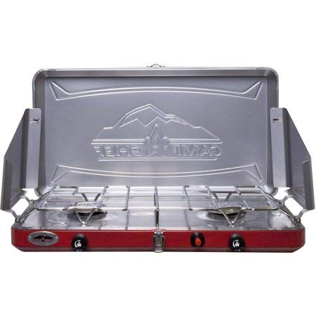 Camp Chef Teton MS2- Double Burner Stove
