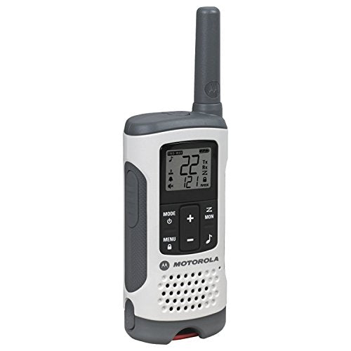 Motorola T260 Talkabout Radio - 2 Pack