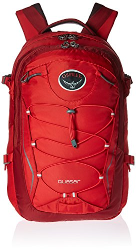 Osprey Packs Men's Quasar, Robust Red, One Size