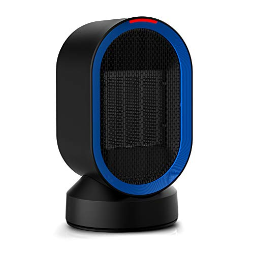 Portable Ceramic Space Heater/Fan Portable with Auto Shut Off