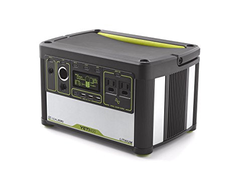 Goal Zero - Yeti 400 Lithium Portable Power Station