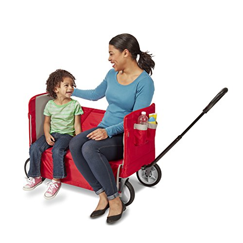 Radio Flyer 3-in-1 EZ Folding Wagon