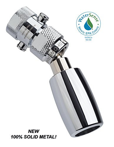 High Sierra's Efficiency Low Flow Showerhead