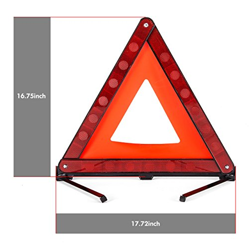 DEDC - Foldable Safety Triangle
