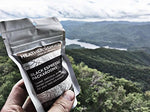 Heather's Choice Packaroons Paleo Gluten Free Healthy Camping Snacks, Tasty Protein Coconut Snacks for on the Go (Black Espresso 5 Pack)