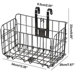 Bike Basket Folding Rack
